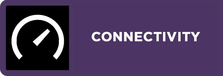 Connectivity MO button