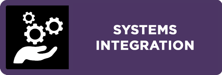 Systems Integration MO Button