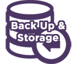 Back Up & Storage