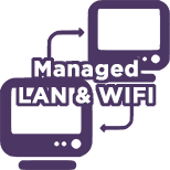 Managed LAN & WIFI