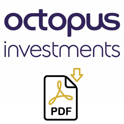Octopus Investments MO Button