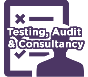 Testing, Audit & Consultancy